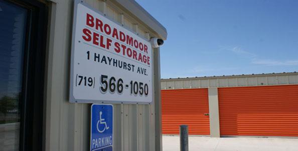 Broadmoor Self Storage